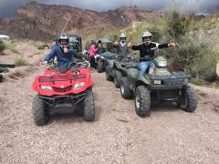 Eldorado Canyon ATV Tour