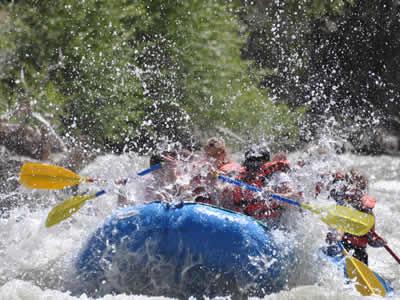 Whitewater Rafting Utah