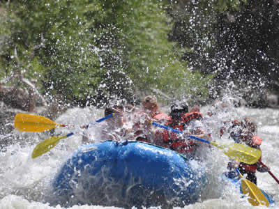 Whitewater Rafting Utah