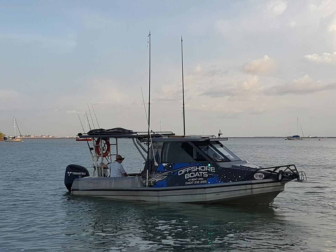 Private Billfish Charter