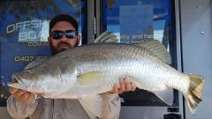 Private Full Day Barramundi Fishing Charter