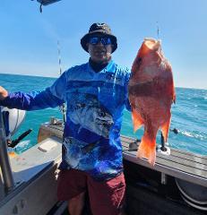 Long Sleeve Fishing Shirt