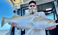 Private Full Day Barramundi Fishing Charter