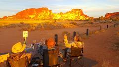 Rainbow Valley Sunset Half-Day 4WD Tour