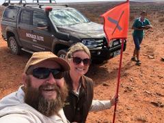 Chambers Pillar and Ewaninga 1 Day 4WD Tour