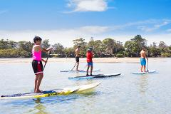 Wajaana Yaam Gumbaynggirr Adventure Coffs Creek Paddle Tour