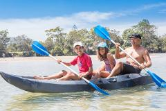 Wajaana Yaam Gumbaynggirr Adventure Red Rock Paddle Tour