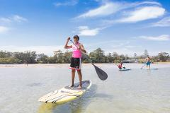 Wajaana Yaam Gumbaynggirr Adventure Moonee Paddle Tour