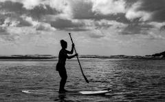Cultural Stand Up Paddling: Moonee Creek