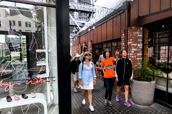 Private & Custom:  When in Auckland walking tour with tastings
