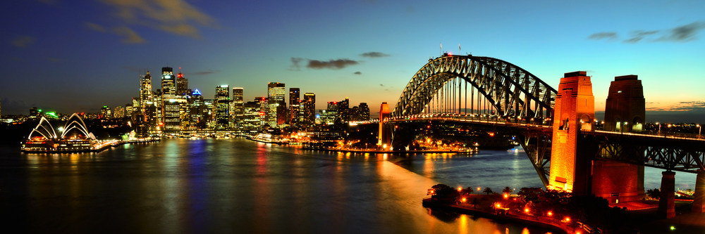 Sydney by Night  - Private Tour