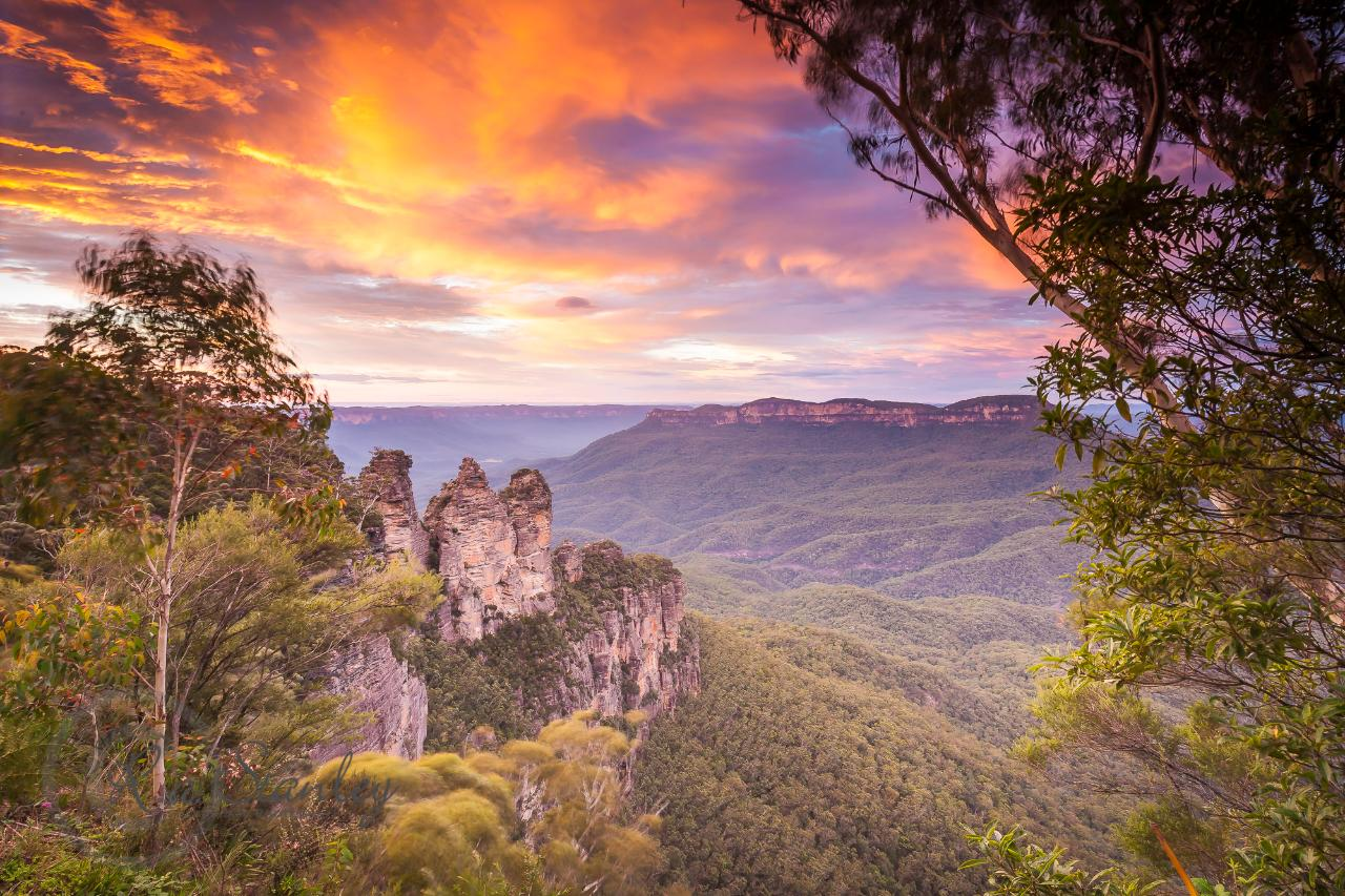 Ultimate Blue Mountains  - Fully Inclusive Private Day Tour with Wildlife Park, Scenic World, Three Sisters and Aboriginal Cultural Show