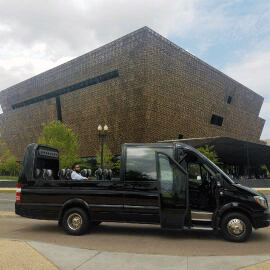 PRIVATE BLACK HISTORY AND HERITAGE TOUR CONVERTIBLE