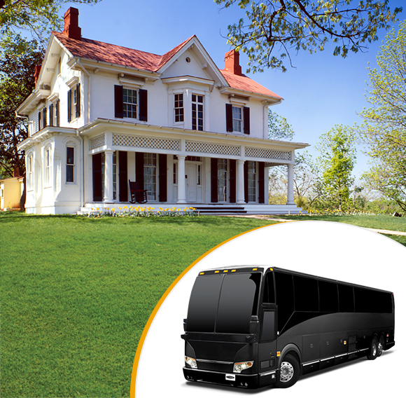 PRIVATE BLACK HISTORY AND HERITAGE TOUR  Motor Coach