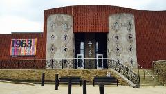The Smithsonian Anacostia Community Museum