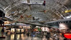 The National Air & Space Museum's Steven F. Udvar-Hazy Center