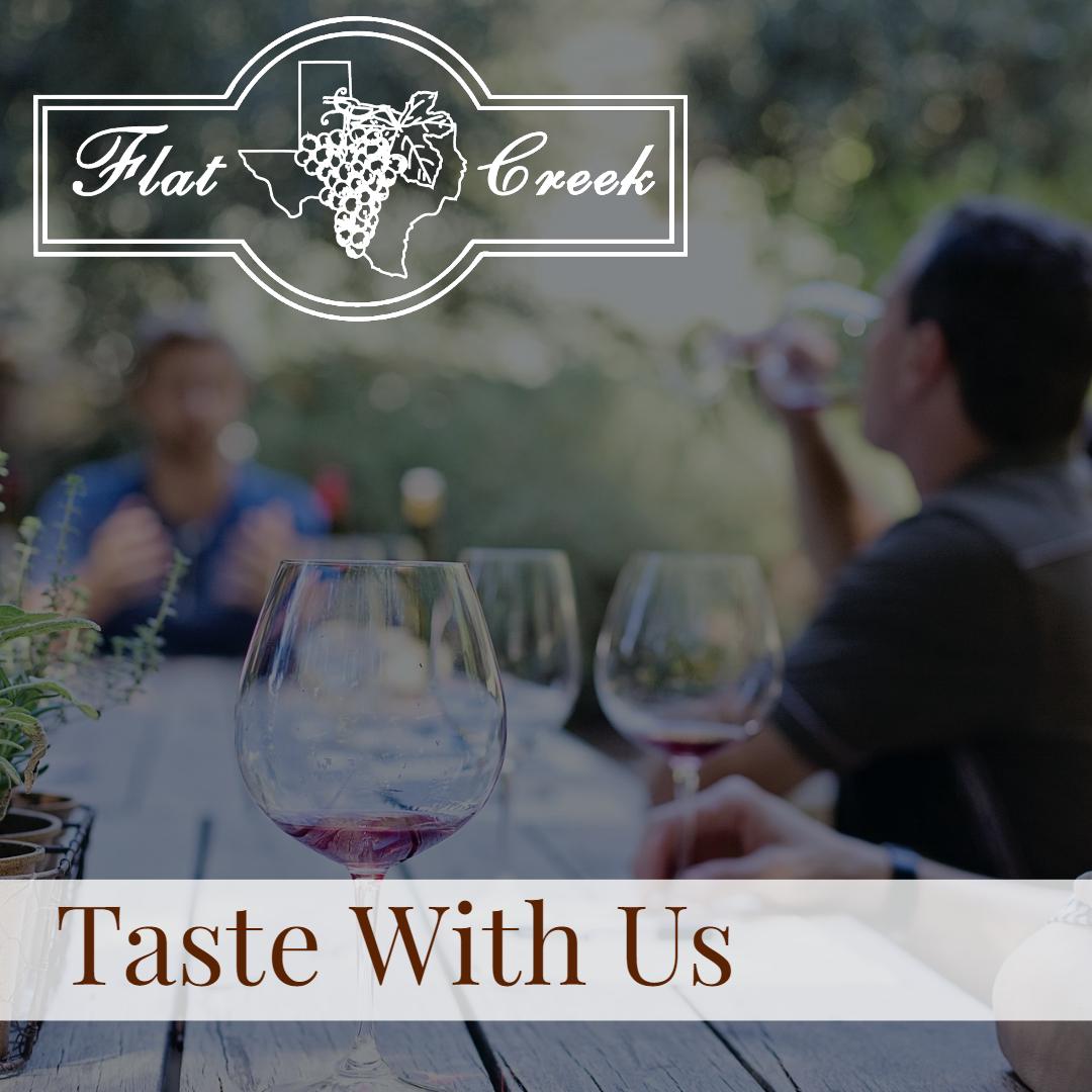 Texas Wine Tasting Experience
