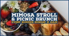 Mimosa Stroll & Picnic Brunch