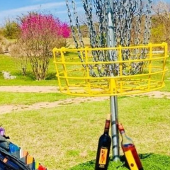 Disc Golf Course Day Pass