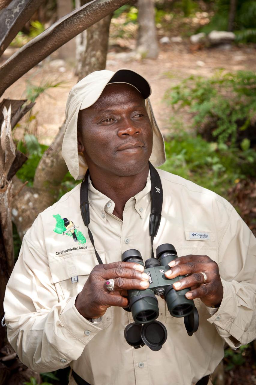 Stephen Hanna Full Day Birding Tour