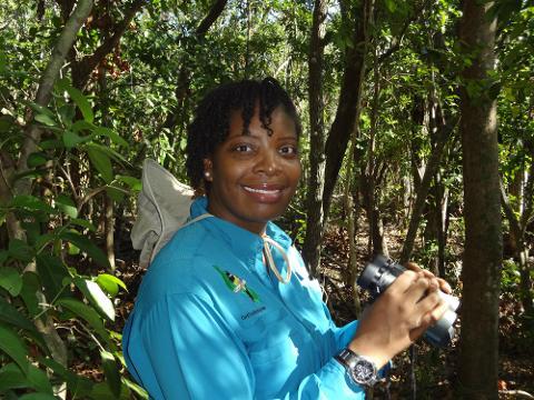Latia Samone Smith Full Day Birding Tour