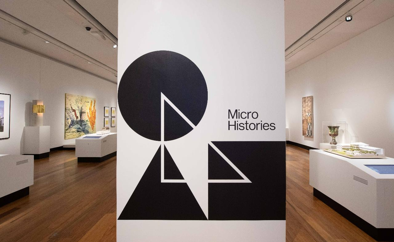 Micro Histories Exhibition Tour