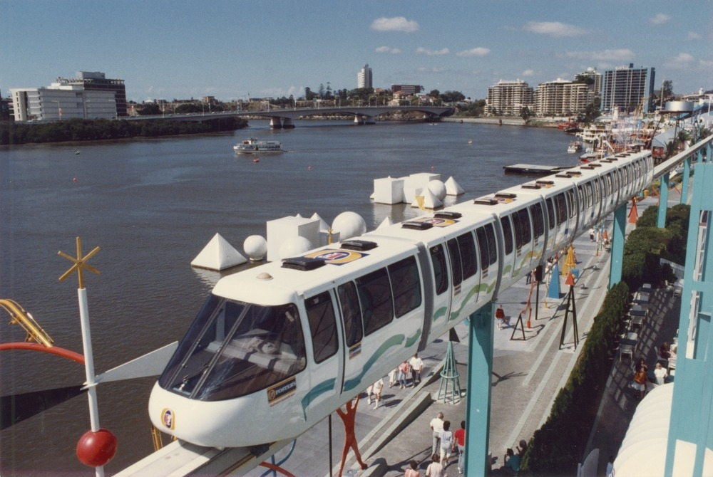 """Making spaces for the people: Brisbane urbanity and the """"Expo effect"""""""