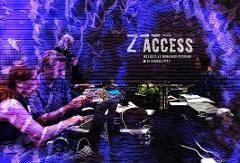 Z-ACCESS Creative Development Workshop with Artist Georgie Pinn