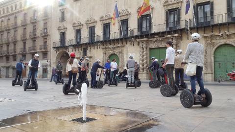 Segway Alicante / Bike Alicante