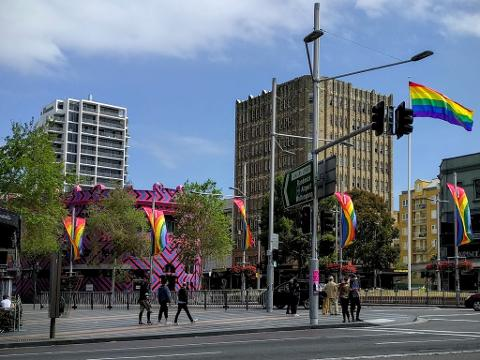 Gay Sydney Walking Tour
