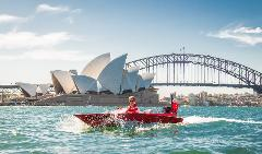 Grand Tour - Sydney Harbour Guided Boat Tour (2 persons)