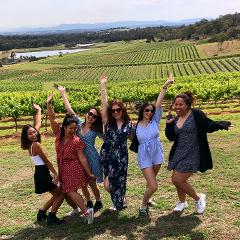 Full day Hunter Valley Wine Tour - Pickup from Hunter Valley (purchase your own lunch)