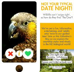 Not Your Typical Date Night - 14 February
