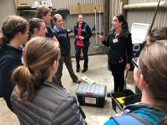 Conservation Outreach Education Visit (NZ Schools and NZ Tertiary)