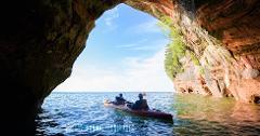 Sand Island Sea Caves Tour
