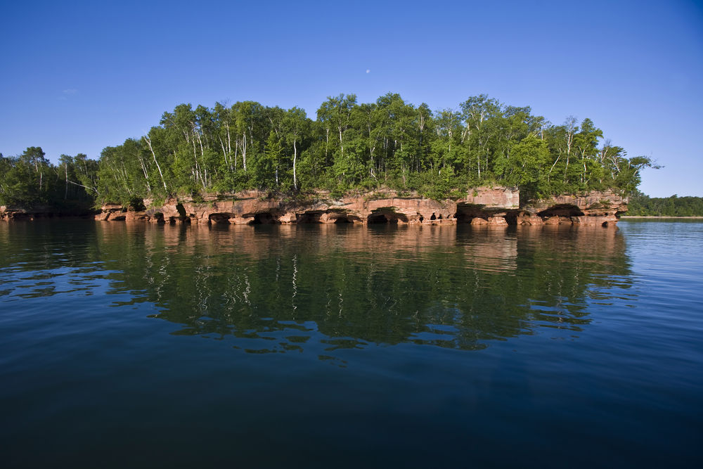 Apostle Islands Grand Tour (Boat Tour)
