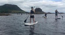 Overnight SUP Hire - Board and equipment