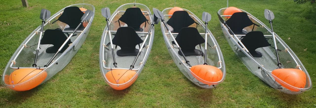 Clear Kayak Hire