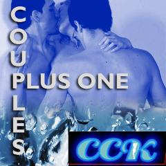Couples PLUS one - 3 people (M/F + M or F single)
