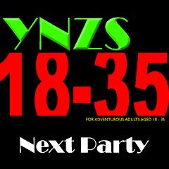 YNZS - Christmas Party  18-35s Couples & Ladies
