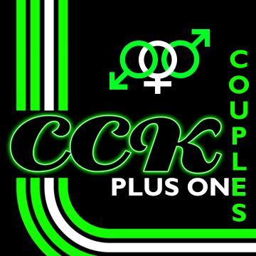 Couples PLUS ONE ( every Thursday 9.30 to midnight ) 3 people