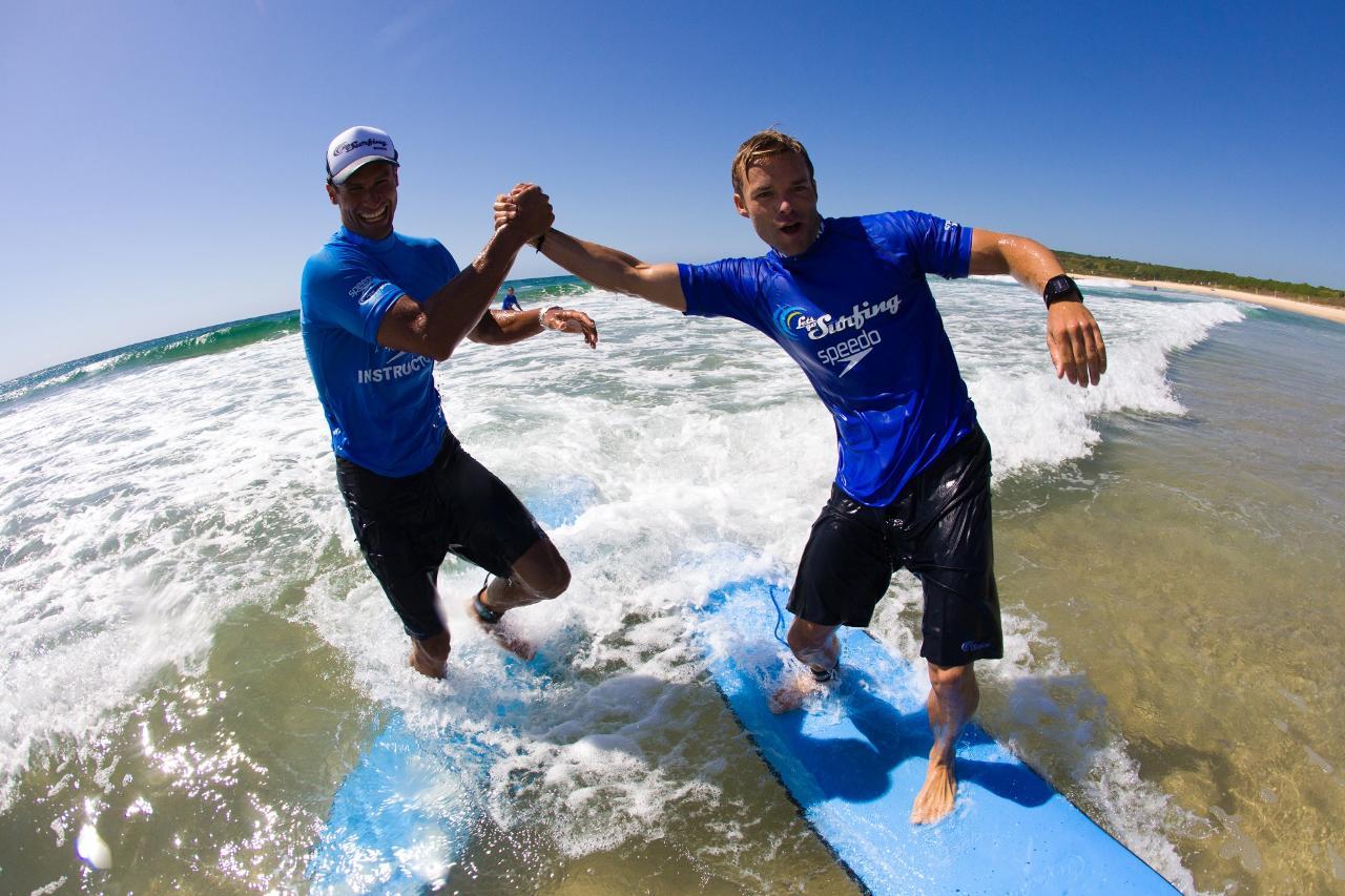 Lennox Surf Lesson