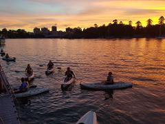 Sunset Paddle, Dips & Drinks