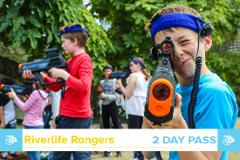 Adventure Ranger Camp 2-Day Pass
