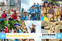 Extreme Adventure Ranger Camp 3-Day Pass