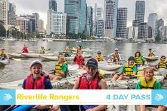 Adventure Ranger Camp 4-Day Pass