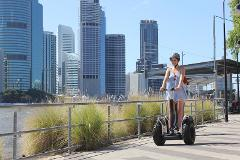 Segway Obstacle Course - 25 Minutes
