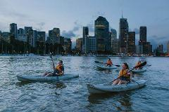 Brisbane City Twilight Kayak, Wine + Grazing Board - Gift Card