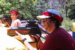 Laser Tag Outdoor Adventure Private