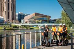 Adelaide Riverbank Segway Tour